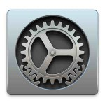 OS X Systemeinstellung Icon