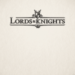 Startscreen Lords & Knights