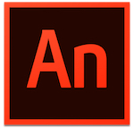 Icon von Adobe Animate